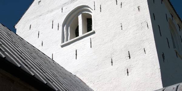 Torslev Kirke tag